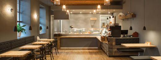 Restaurant Interior Designer