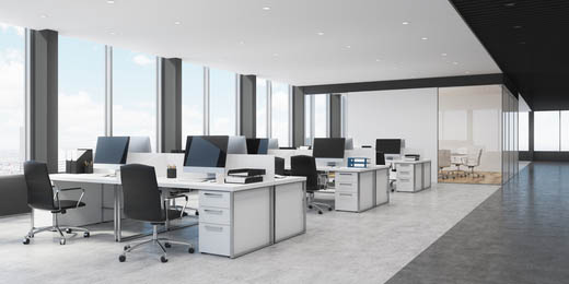 IT Office Interior Designer
