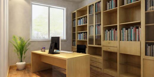 study room interior designer