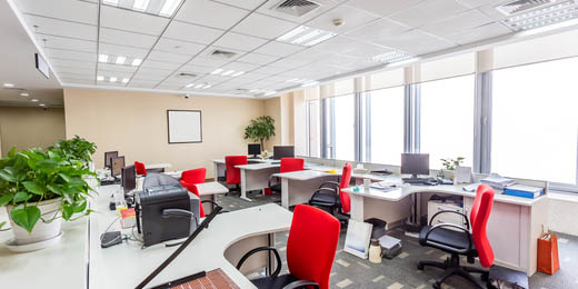 Telecommunication Office Interiors